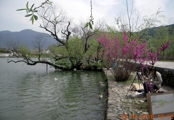 春游徽州【三】----西递、宏村 - 非文 - 非文的博客